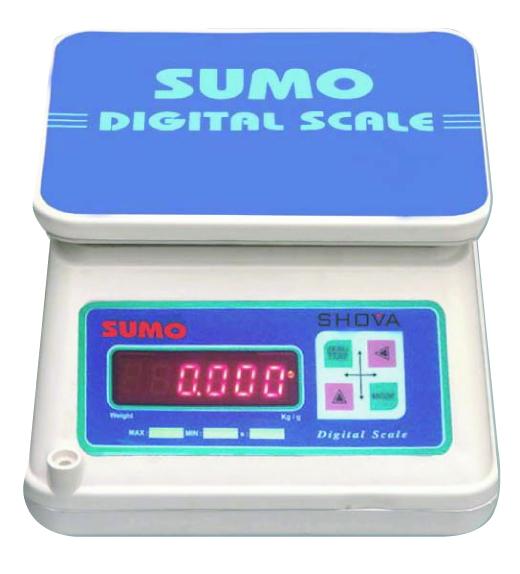 Sumo Table Top 10kg