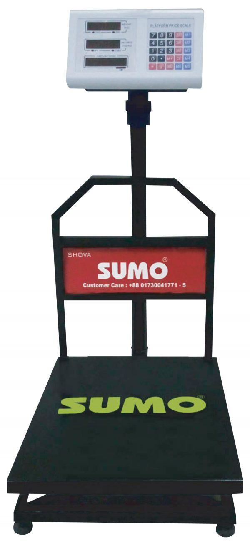 Sumo Platform Scale 120kg