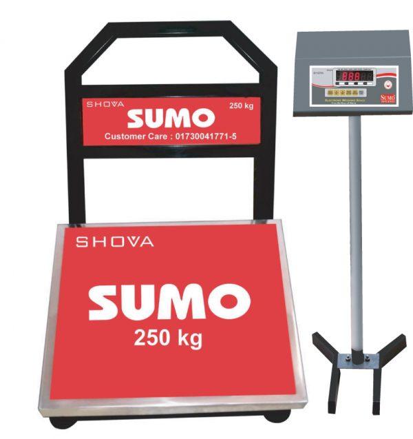 Sumo Platform Scale 250kg