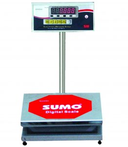 Sumo Bench Scale 35kg