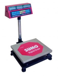 Sumo Bench Scale 40kg