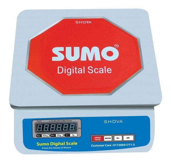 Sumo Table Top 40kg