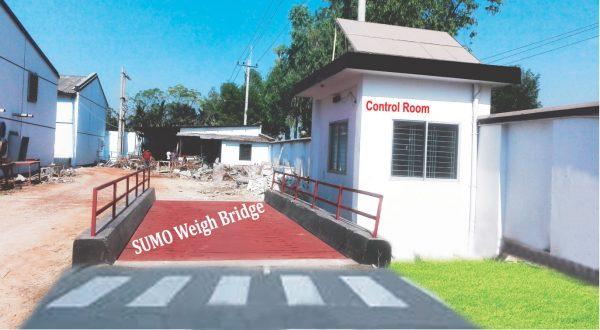 Sumo Weigh Bridge 60ton