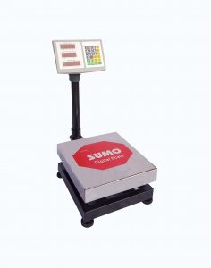 Sumo Bench Scale 60kg