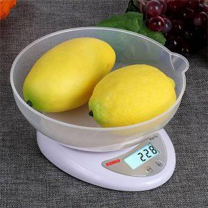Sumo Kitchen Scale 3kg