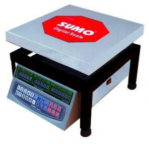 Sumo Chicken meat scale 60kg